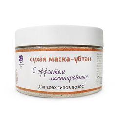 убтан-маска для всех типов волос с эффектом ламинирования