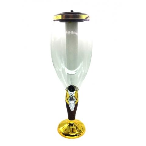 Пивная башня с подсветкой «Вавилон», 5 литров