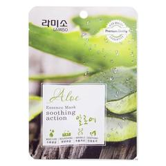La Miso Aloe Essence Mask Sheet - Маска-салфетка с экстрактом алоэ
