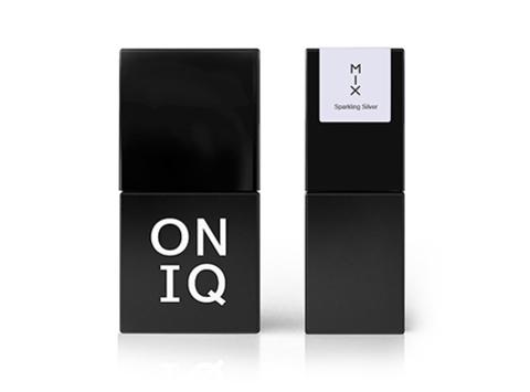 Гель-лак ONIQ MIX 094 - Sparkling Silver, 10 мл