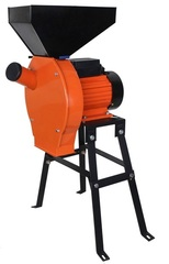 Akita jp 6SM-140A Mill for grinding grain into flour, corn, spices, coffee