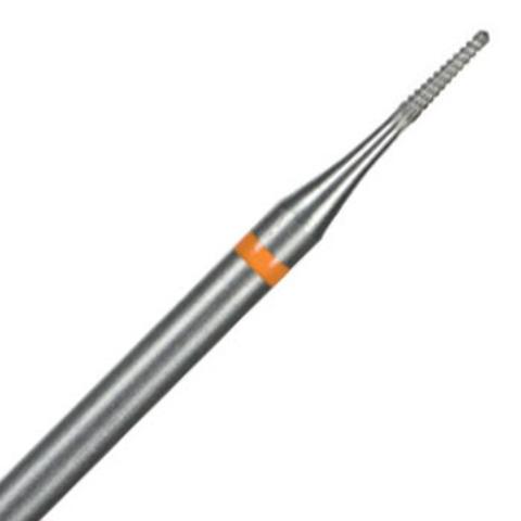 Насадка стальная игловидная фисурная 0,9 мм. (39RF.009) 27242