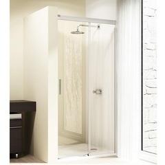 Дверь душевая в нишу раздвижная 100х190 см Huppe Design elegance 8e0202.087.321.730 фото