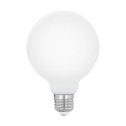 Лампа  LED филаментная из опалового стекла  Eglo MILKY LM-LED-E27 5W 470Lm 2700K G95 11599