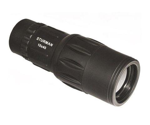 Монокуляр STURMAN 10x40, черный