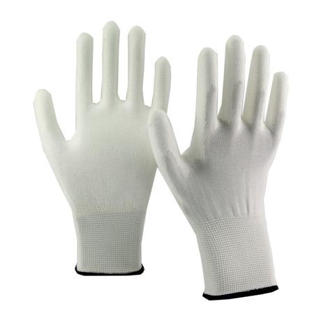 Перчатки нейлоновые с полиуретановым покрытием ЭКОНОМ