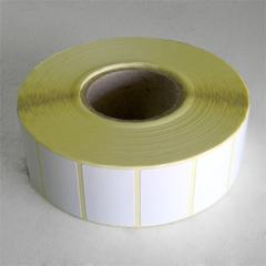 Этикетки 30х20х1800 полуглянец, втулка 40 мм ( для термотрансферных принтеров)