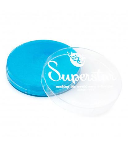 220 Аквагрим Superstar 45 гр перламутровый золотистый голубой