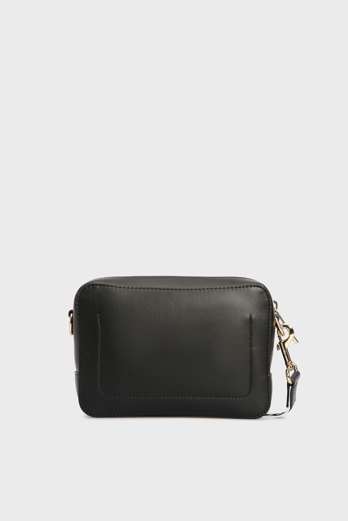 Женская черная сумка через плечо ICONIC Tommy Hilfiger