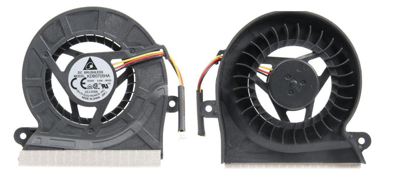 Вентилятор (кулер) для ноутбука Samsung R410, R408, R410, R453, R455, R457, R458, R460 cерий