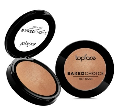 TopFace Румяна Baked Choice Rich Touch  Blush On  тон 003- РТ703 (5г)