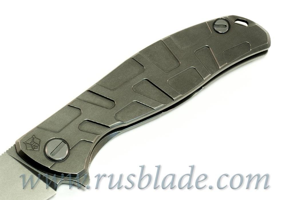 Shirogorov Flipper 95 М390 S T-mode w/ bearings