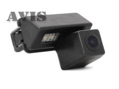 Камера заднего вида для Toyota Auris 06+ AVS312CPR (#099)