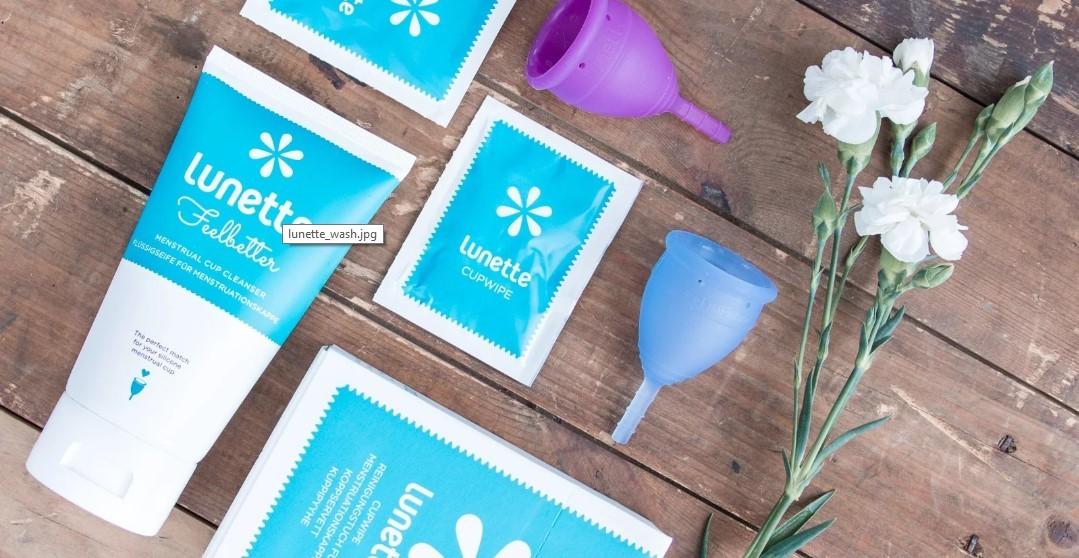 очищающее средство Lunette Feelbetter для менструальных чаш
