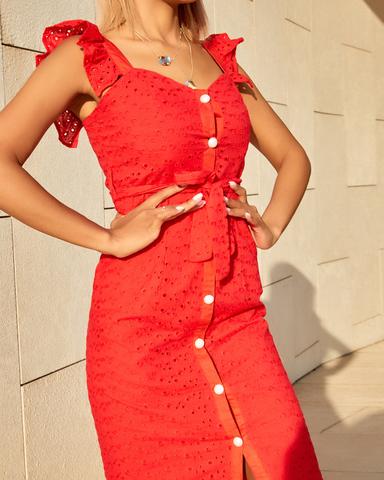 летние платья из батиста магазин