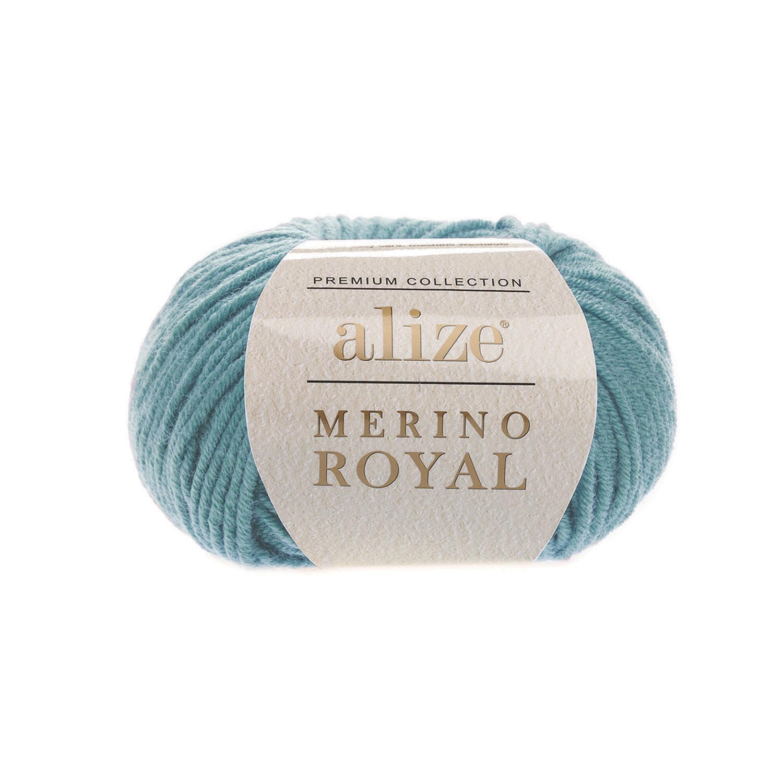 Alize Merino Royal бирюза 462