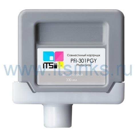 Картридж PFI-306PGY 330 мл