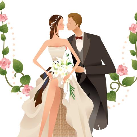 Печать на сахарной бумаге, Свадьба 9