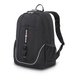 Рюкзак Swissgear, чёрный, 33x16,5x46 см, 26л