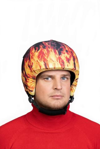 Чехол на шлем Fire M