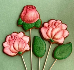 Роза №11 Бутон