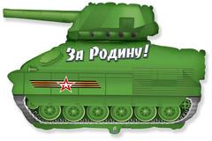 Танк Патриот (эксклюзивный рисунок ООО БРАВО) F 31