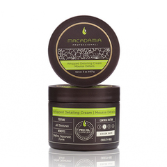 Macadamia Professional Whipped Detailing Cream - Макадамия крем-суфле текстурирующий