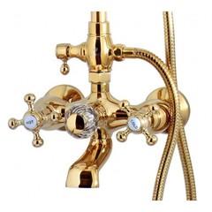 Душевая система KAISER 90190-3 (SXP-90-03) золото 2