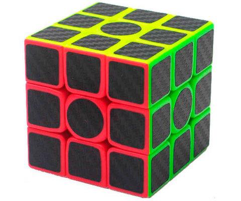 Кубик MoYo MFJS 3x3 MeiLong Carbon