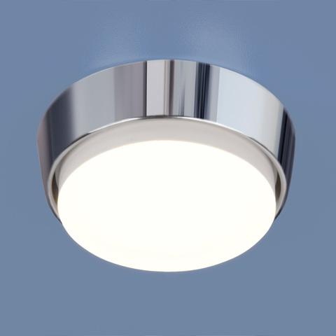 Накладной потолочный светильник 1037 GX53 CH хром