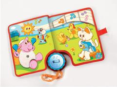 Tiny Love Интерактивная книжка для самых маленьких