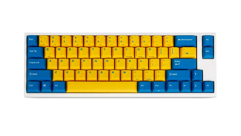 Leopold FC660M PD Yellow