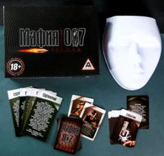 Настольная  игра «Мафия 007», фото 2