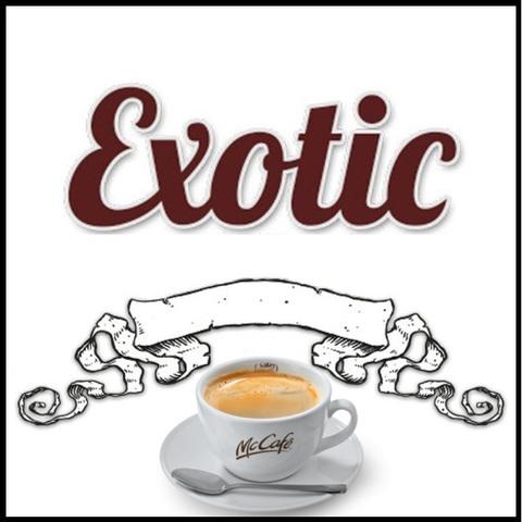 Ароматизатор Exotic  Premium Белый Кофе