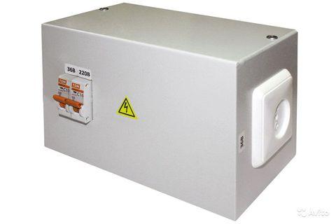 ЯТП-0,25 220/12-2авт. TDM