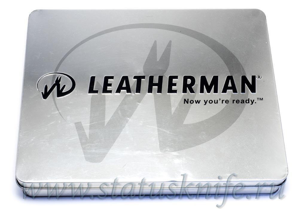 Мультитул Leatherman Charge TTi Old School - фотография