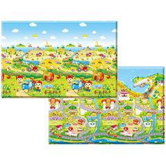 ComFlor Коврик игровой детский развивающий 2100х1400х13 (Big-13 Fruit Farm)