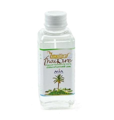 Нерафинированное кокосовое масло Thai Pure, 60 мл.