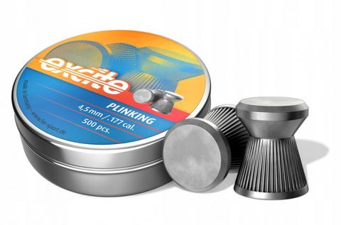 Пули для пневматики H&N Excite Plinking 4,5 мм 0,48 грамма