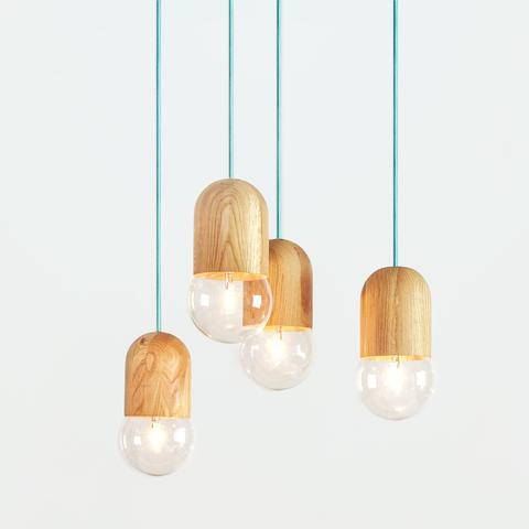 Подвесной светильник Glyph Light Bean Bubble
