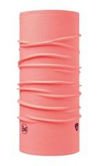 Бандана-труба тонкая зимняя Buff Thermonet Solid Coral Pink