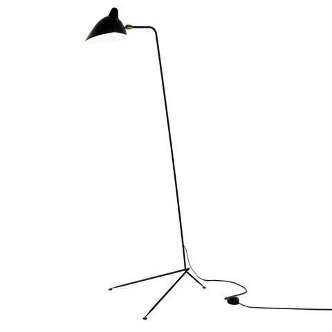 Напольный светильник LD One Arm by Serge Mouille