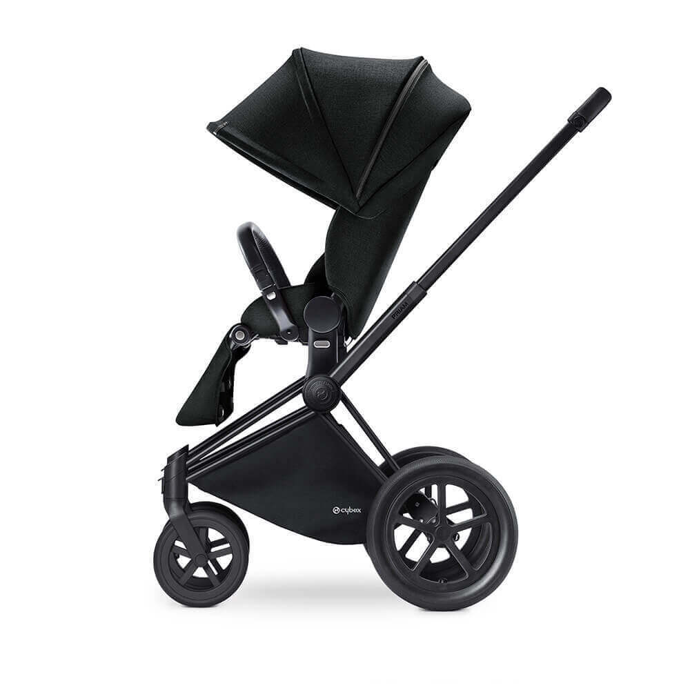 Цвета Cybex Priam прогулочная Прогулочная коляска Cybex Priam Lux Stardust Black шасси Matt Black/All Terrain cybex-priam-stardust-black-lux-seat-all-terrain-black.jpg