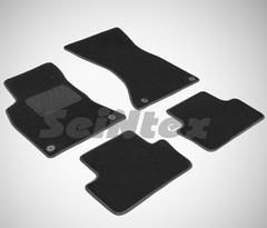Ворсовые коврики LUX для AUDI A4 (с 2007 г.в.)