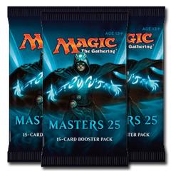 10 Бустеров выпуска Masters 25