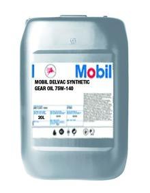 Mobil Delvac Synthetic Gear Oil 75W-140 Синтетическое масло для трансмиссий
