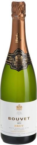Игристое вино Bouvet Ladubay, 1851 Brut, 0.75 л