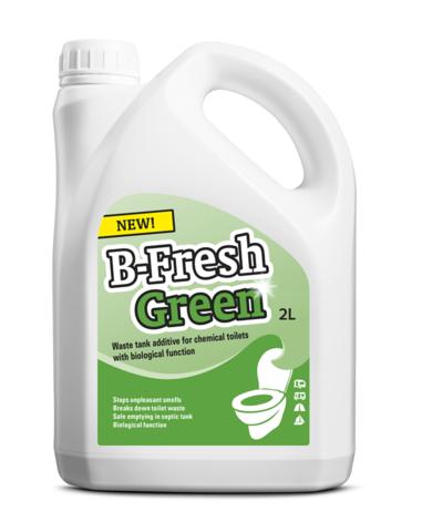 Жидкость для биотуалета Thetford B-Fresh Green (2 л)