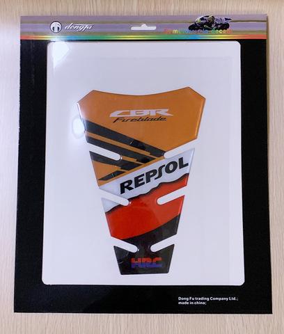 Наклейка на бак Honda CBR Repsol