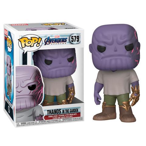 Thanos in the Garden (Avengers Endgame) Funko Pop! || Танос